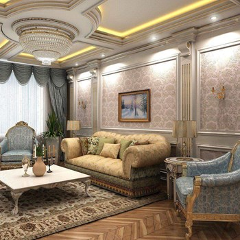 элитный ремонт и дизайн квартир фото