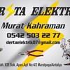 Der&ta Elektrik Antalya Konyaaltı Elektrik Tesisat Tamir Montaj (Elektrikçi)