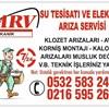 Mrv Teknik İstanbul Pendik Perde Korniş Takma