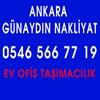 Ankara Günaydın Nakliyat Ankara Keçiören Ofis Taşıma