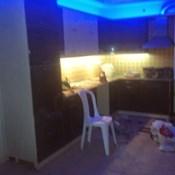 mutfak ve salon arasındaki duvarı bir metre kadar salon kısmına kaydırıp mutfağı genişletmek istiyorum.
