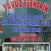 Yavuz Elektrik Tekirdağ Süleymanpaşa Elektrik Tesisat Tamir Montaj (Elektrikçi)
