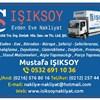Mustafa Işıksoy İstanbul Pendik Eşya Depolama