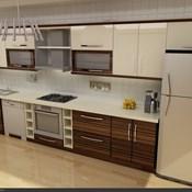 mutfak dolapları tezgah tesisat ve fayansları komple değiştirip mutfağımı yenilemek istiyorum.