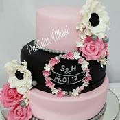 1 yaşına girecek kızım için güzel bir pasta istiyorum