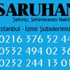Saruhan Nakliyat İstanbul Maltepe Şehirler Arası Nakliyat