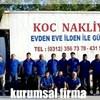 Koç Nakliyat Ankara Çankaya Asansörlü Nakliyat