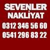 Ankara Sevenler Nakliyat Ankara Keçiören Parça Eşya Taşıma
