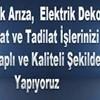 Hasan Korkmaz Bursa Yıldırım Elektrik Tesisat Tamir Montaj (Elektrikçi)