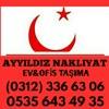 Ayyıldız Nakliyat  Ankara Yenimahalle Şehir İçi Nakliyat