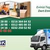 Burak Nakliyat İstanbul Kağıthane Uluslararası Nakliyat ve Lojistik