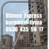 Dilmen Express Ankara Çankaya Asansörlü Nakliyat