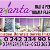Lavanta Hali Koltuk Yıkama Fabrikası Antalya Kepez Koltuk Yıkama Temizleme