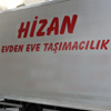 Hizan Nakliyat İstanbul Beşiktaş Parça Eşya Taşıma