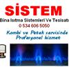 Sistem Isı Merkezi Bina Isıtma Sistemleri Ve Tesisatı Antalya Muratpaşa Kombi Tesisat Montaj