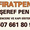 Şeref Pen İzmir Karabağlar Alüminyum Doğrama