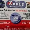 Zorlu Evden Eve Nakliyat Lojistik İzmir Karabağlar Eşya Depolama
