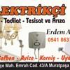 Erdem Akca Antalya Muratpaşa Elektrik Tesisat Tamir Montaj (Elektrikçi)