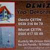 Deniz Çetin İstanbul Pendik Fayans Seramik Döşeme